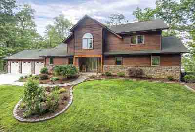 Mooresburg Single Family Home For Sale: 9099 Paradise View Drive