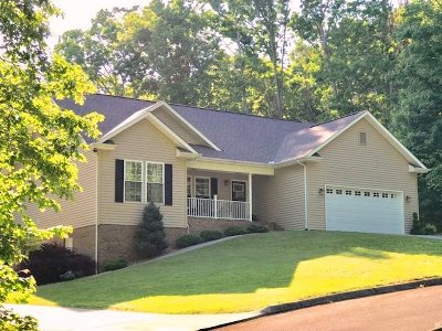 Grainger County Single Family Home For Sale: 1104 Mallard Baye