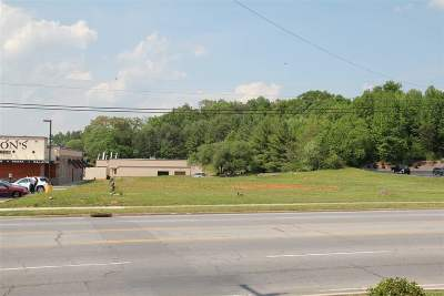 Morristown Residential Lots & Land For Sale: 1826 W Andrew Johnson Hwy