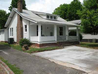 Morristown Single Family Home For Sale: 910 W 2nd North St