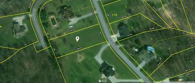 Dandridge Residential Lots & Land For Sale: Lot 39 David Swann Drive