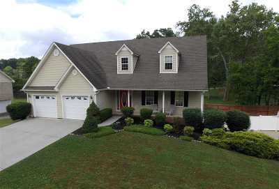 Morristown Single Family Home For Sale: 5172 Rolling Springs Drive