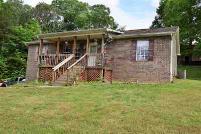 Bean Station TN Single Family Home Pending-Continue To Show: $119,900