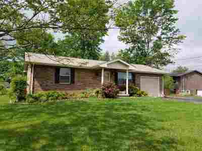 Jefferson City Single Family Home For Sale: 807 Piney Hills Drive