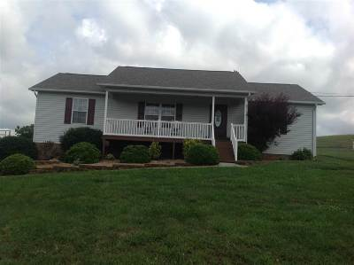 Morristown Single Family Home Temporary Active: 2430 Roe Junction Road
