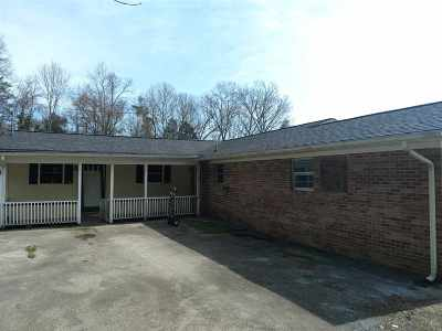 Morristown Single Family Home Temporary Active: 3745 Old Kentucky Rd