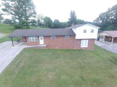 Morristown Single Family Home For Sale: 3118 Lon Circle