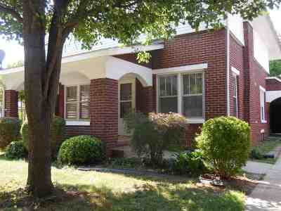 Single Family Home For Sale: 431 E 3rd North St
