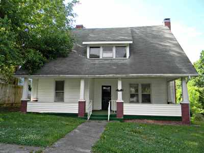 Morristown Single Family Home For Sale: 302 W Louise Ave