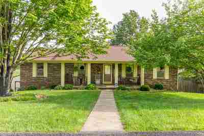 Hamblen County Single Family Home Active-Contingent: 940,950 Pinewood Circle