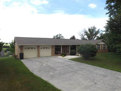 Russellville Single Family Home For Sale: 5661 Myers Road
