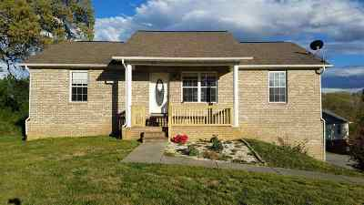 Dandridge Single Family Home For Sale: 845 Quiet Oaks