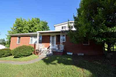 Morristown TN Single Family Home For Sale: $128,900