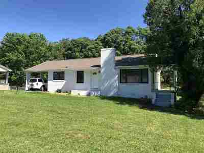 Single Family Home For Sale: 395 Parker Road