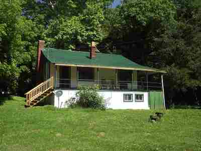 Single Family Home For Sale: 1036 Clinch River Rd.