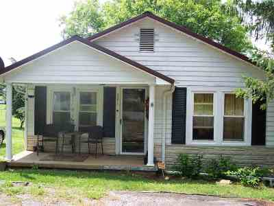 Single Family Home For Sale: 681 Musterfield Road