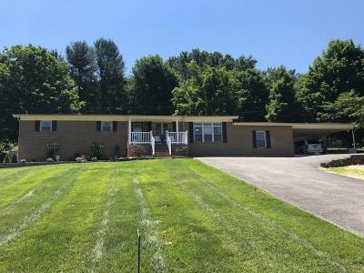 Talbott Single Family Home For Sale: 6605 Cedar Hill Rd