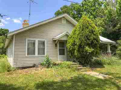 Newport Single Family Home For Sale: 753 Nunley Road