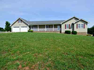 Dandridge Single Family Home For Sale: 317 Leeper Overlook