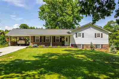 Hamblen County Single Family Home Active-Contingent: 1625 Lake Park Circle
