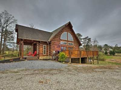 Single Family Home For Sale: 357 Chilhowee
