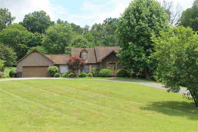 Jefferson City Single Family Home For Sale: 1310 Clinch View Circle