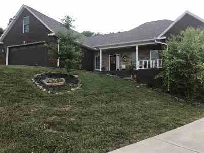 Morristown TN Single Family Home For Sale: $329,900