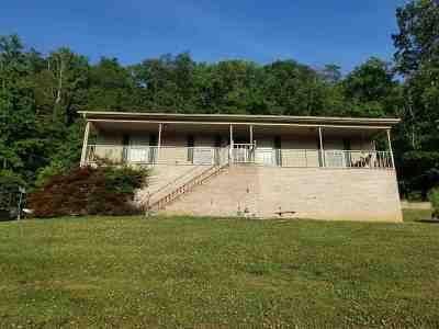 Hamblen County Single Family Home For Sale: 1461 Lakeway Rd.
