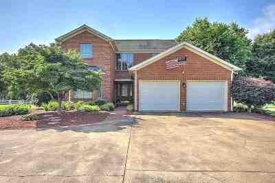 Single Family Home For Sale: 110 Southwind Circle