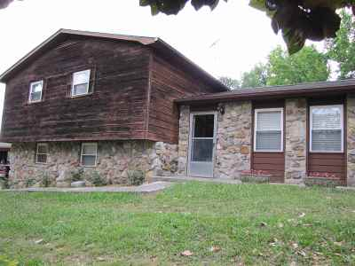 Hamblen County Single Family Home For Sale: 1536 Fernwood Church Rd.
