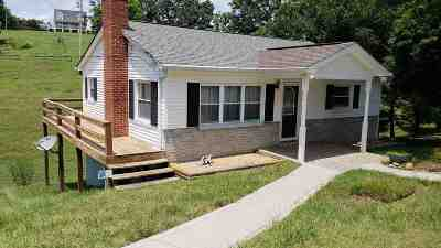 Single Family Home For Sale: 1302 Fielden Store Road