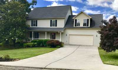 Morristown Single Family Home For Sale: 4519 Majestic Magnolia Ln
