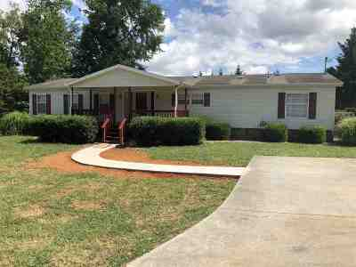 Newport Single Family Home For Sale: 547 Shellbark Road