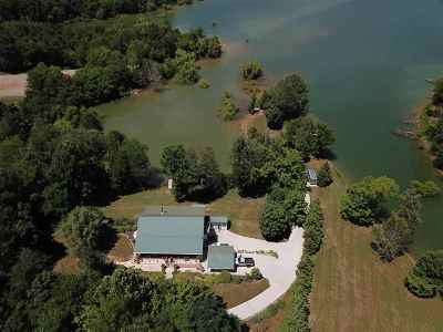 White Pine Single Family Home For Sale: 2622 Lakeside