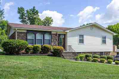 Hamblen County Single Family Home Temporary Active: 4495 Brockland Dr