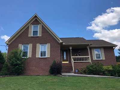 Morristown TN Single Family Home Temporary Active: $284,500