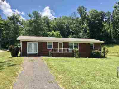 Morristown TN Single Family Home For Sale: $94,900