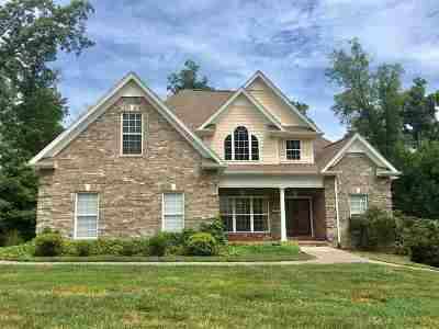 Single Family Home For Sale: 8091 Cross Creek Drive