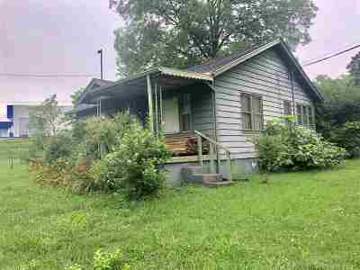 Morristown Single Family Home For Sale: 1458 Buffalo Trail