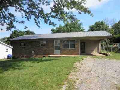 Morristown Single Family Home For Sale: 1305 Hugh Drive