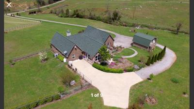 Hamblen County Single Family Home For Sale: 5470 Brights Pike
