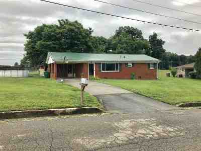 Morristown TN Single Family Home Sold: $75,900