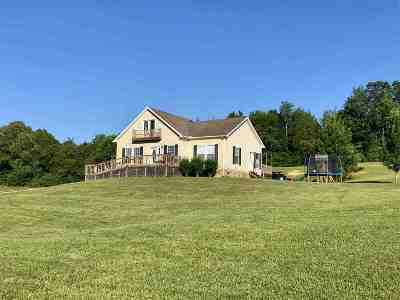 Hamblen County Single Family Home For Sale: 1260 Cain Mill Road