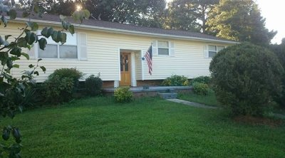 Russellville Single Family Home For Sale: 233 Harvey
