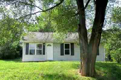 Morristown Single Family Home For Sale: 2049 New Cut Road