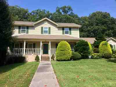 Morristown Single Family Home For Sale: 950 E Brentwood Dr