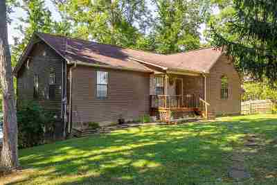 Bean Station Single Family Home For Sale: 323 Heath Chapel Lane