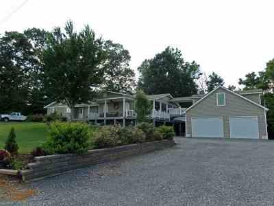 Bean Station Single Family Home For Sale: 1884 Miller Road