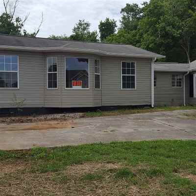 Morristown TN Single Family Home For Sale: $124,900