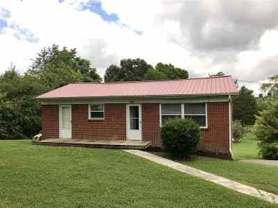 Hamblen County Single Family Home For Sale: 2838 Jefferson Diamond Rd